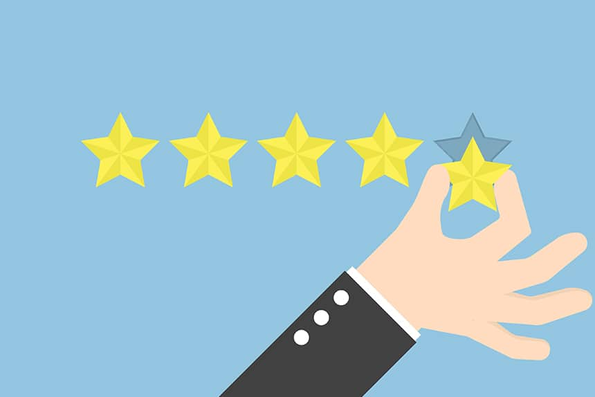 Improve your Star Rating and Online Reputation