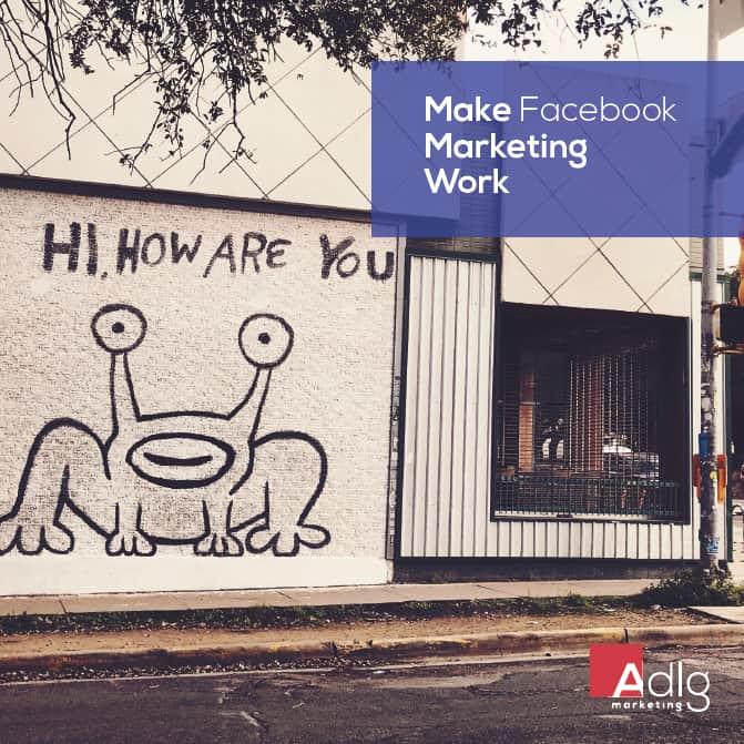 Make Facebook Marketing Work Cover