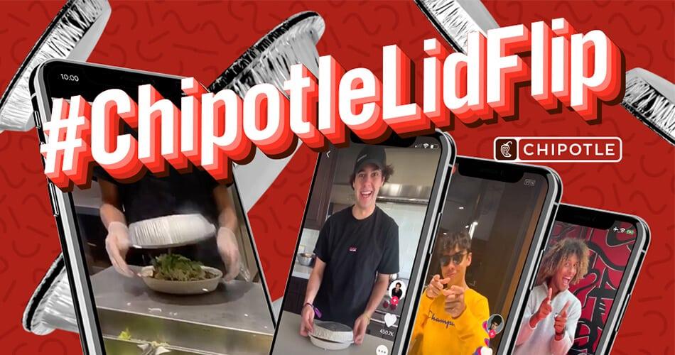 TikTok Chipotle Lid Flip