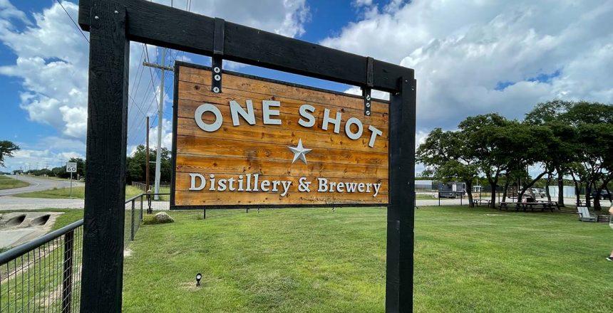 One Shot Distillery & Brewing